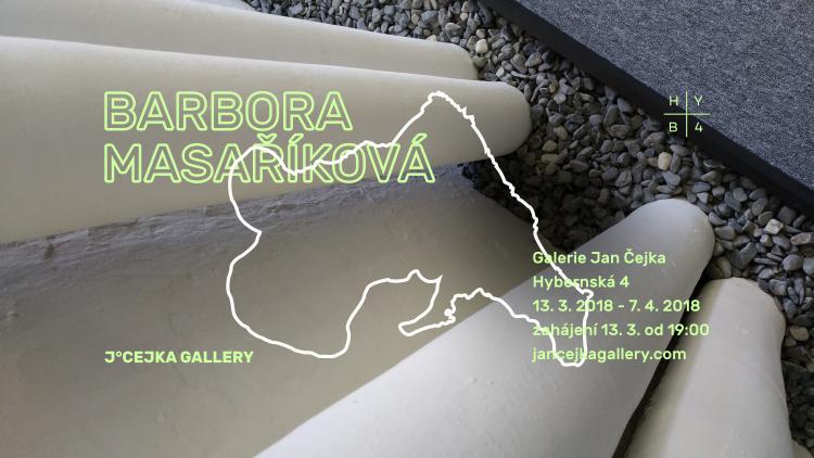 Barbora Masaříková – výstava jednoho díla