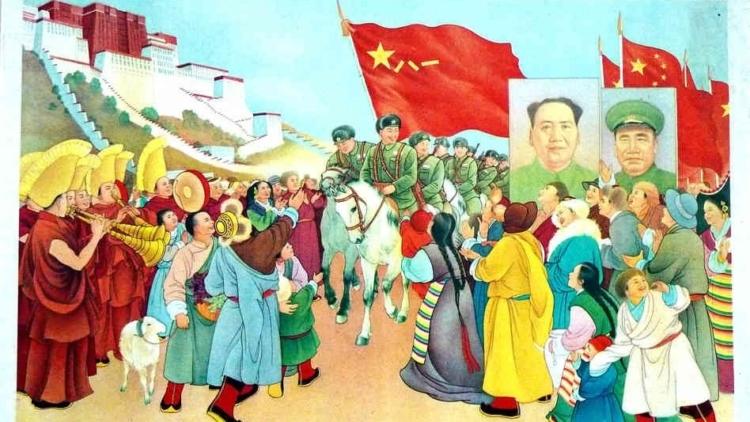 """""""Peklo na zemi"""" – Tibet v čínskej propagande"""
