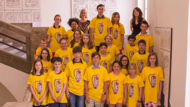 Den dětí s Dětskou univerzitou