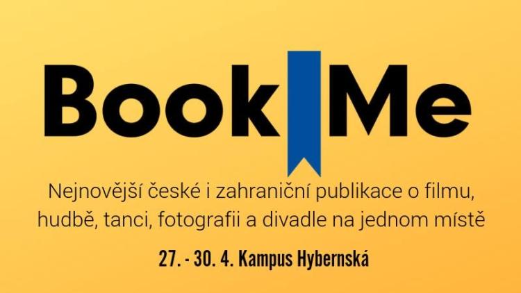 Book Me prodejní knižní výstava/Book Exhibition