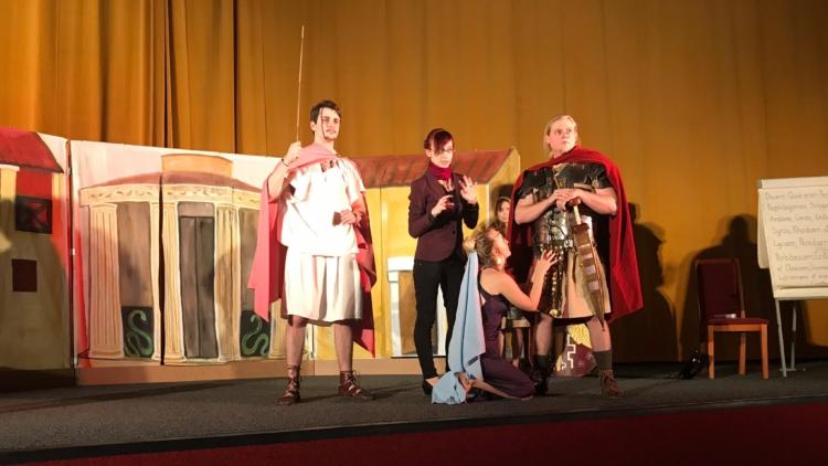 Titus Maccius Plautus: Curculio aneb Darmojed