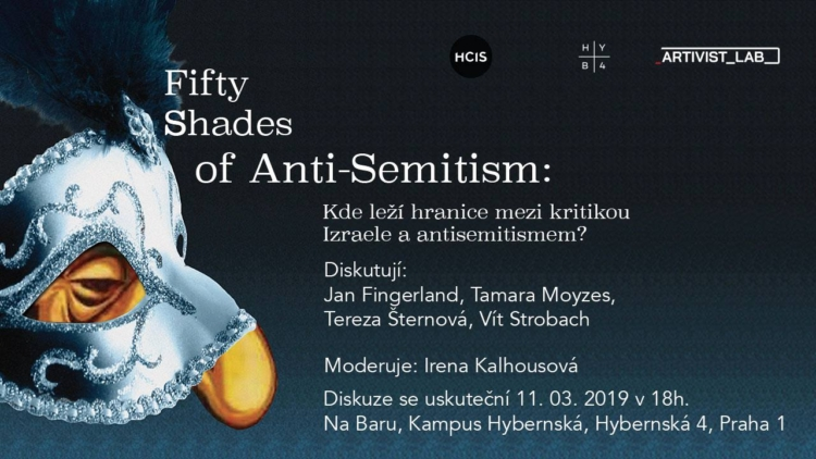 Artivist Lab: 50 shades of antisemitism