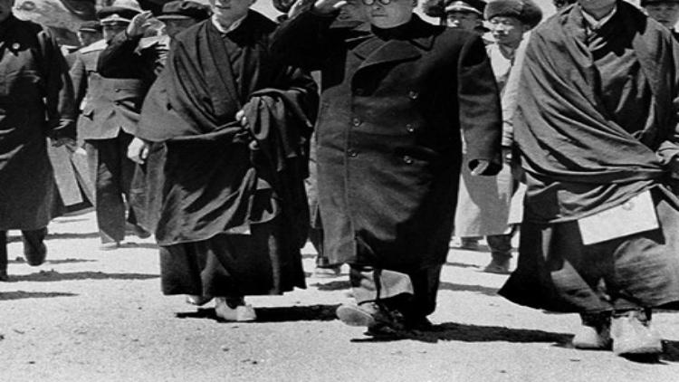 Tibetské povstání 1959 a film 1