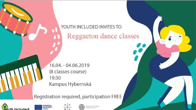 Taneční workshop Reggaeton