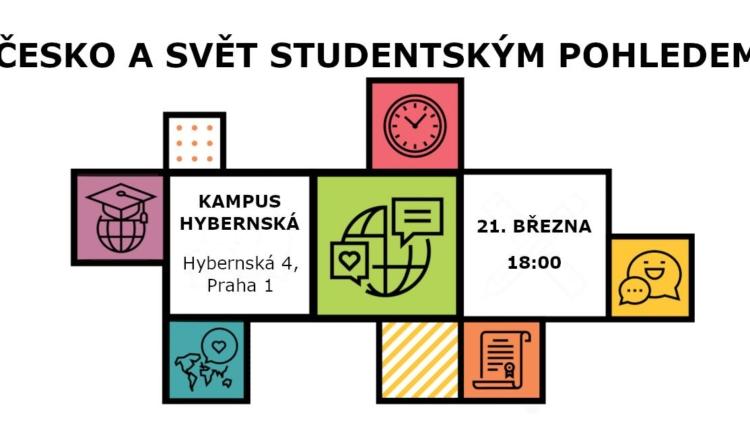 Česko a svět studentským pohledem