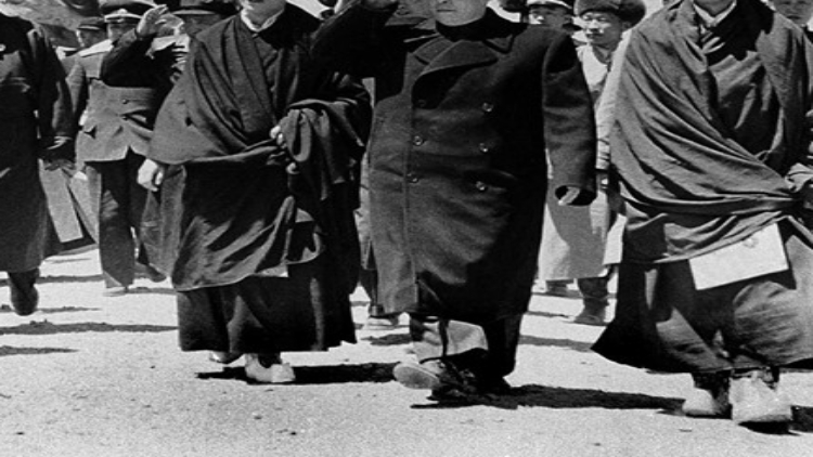 Tibetské povstání 1959 a film 2