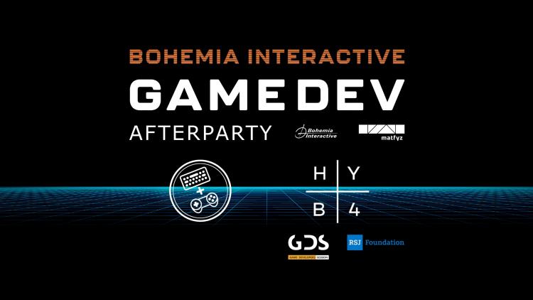 GDS Game Jam at Matfyz – Game Showcase