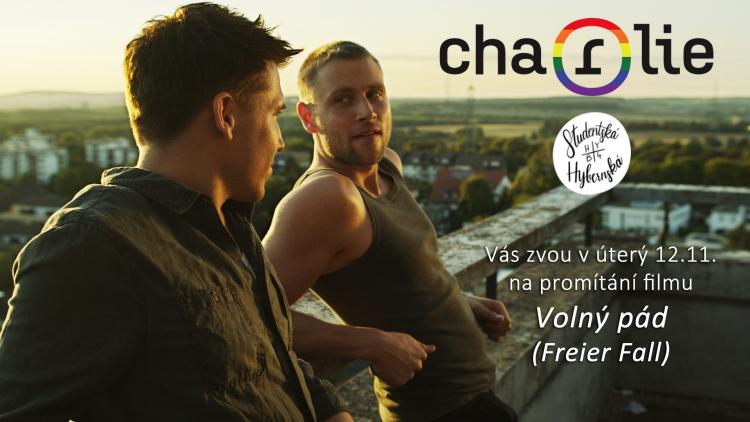 HYB4 Student: Filmový klub sCharlie: Volný pád