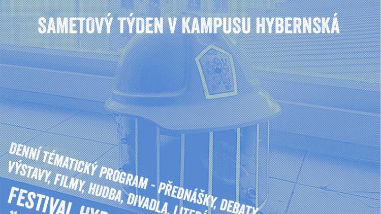HYB4SAMET 2019: Přednáška Listopad 1989: jeho kořeny, průběh a proměny během následujících let