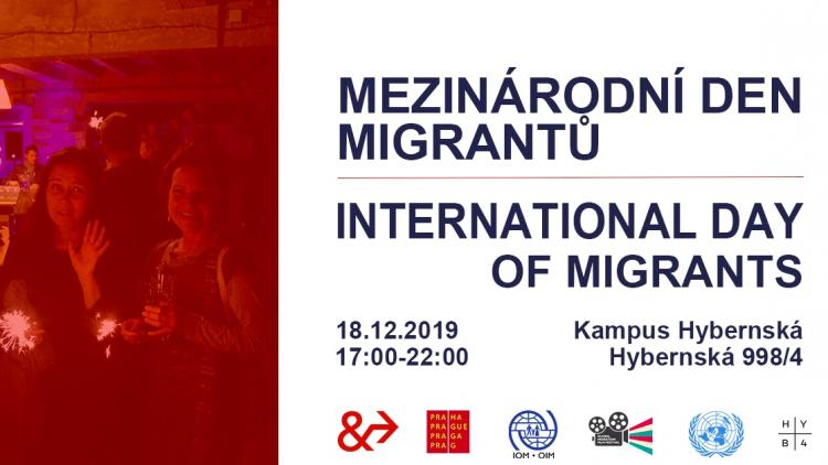 Mezinárodní den migrantů 2019