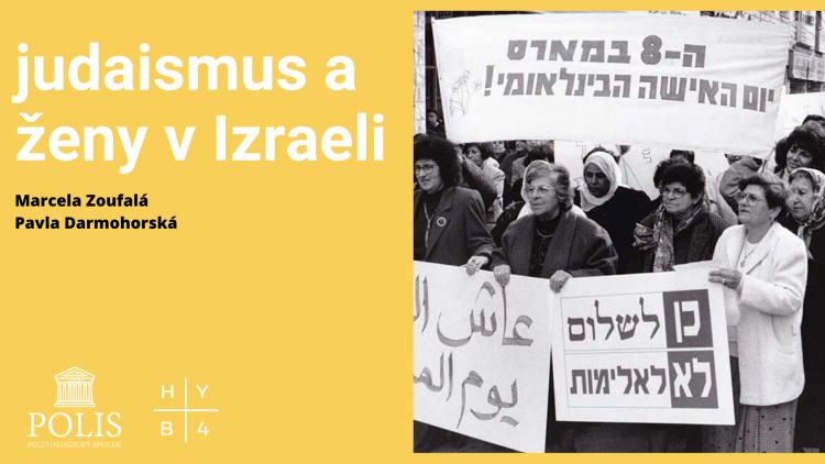 HYB4 Student: Judaismus a ženy v Izraeli
