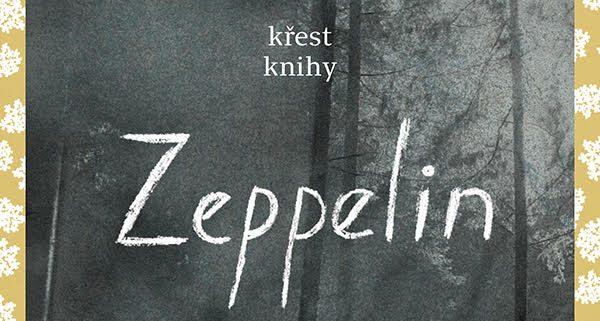 Zeppelin – křest knihy