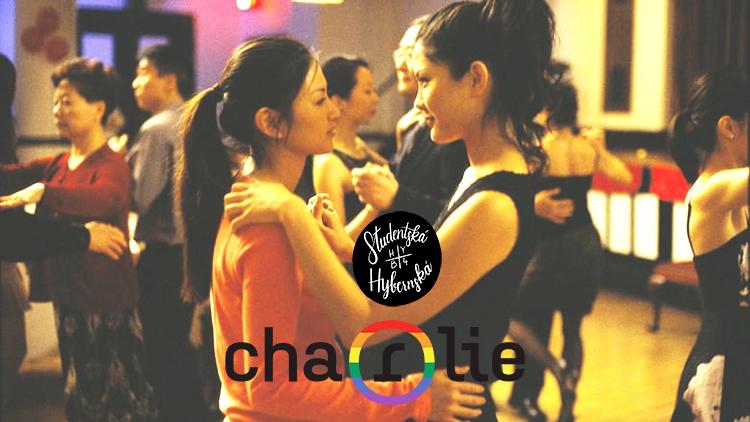 HYB4 Student: Filmový klub s Charlie: Uchovat si tvář