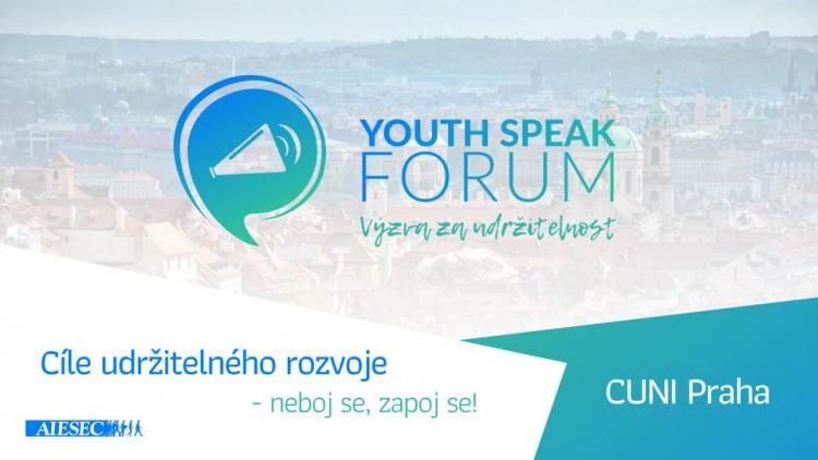 HYB4 Student: Youth Speak Forum LC event