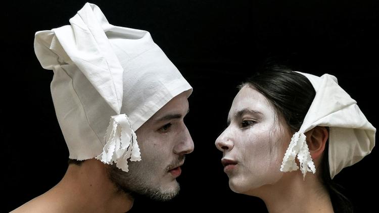 Samuel Beckett: Endspiel (GER)