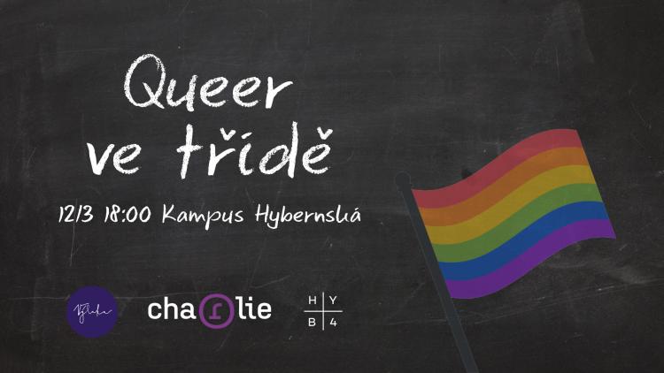 HYB4 Student: LGBTQI+ ve vzdělávání