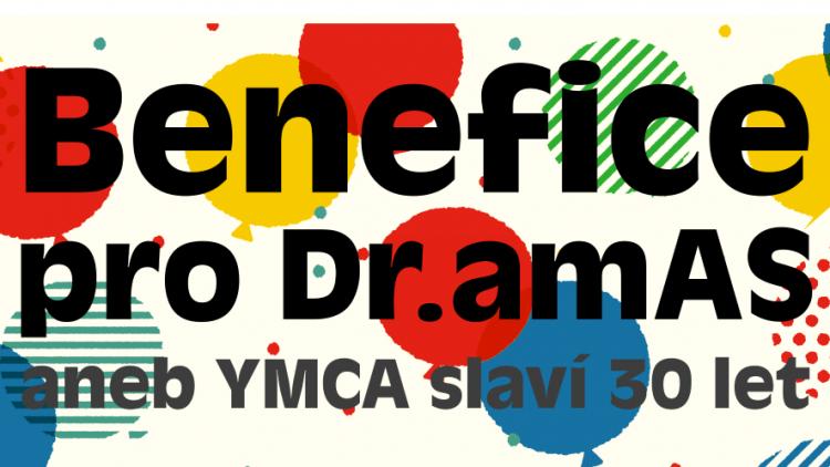 Benefice pro Dr.amAS aneb YMCA slaví 30 let