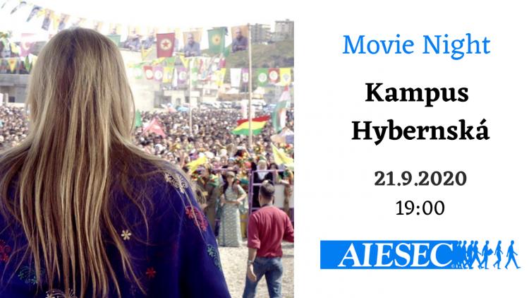 HYB4 Student: Movie night