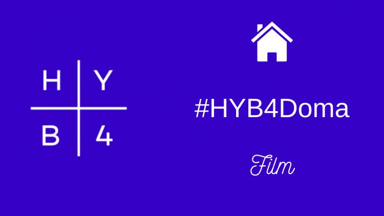 #HYB4FilmDoma na Instagramu!
