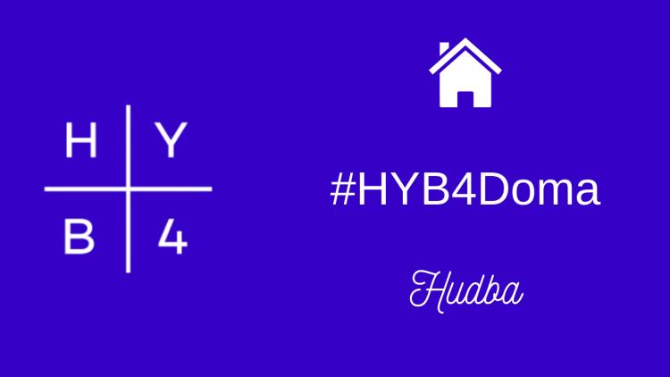 #HYB4HudbaDoma na Instagramu!