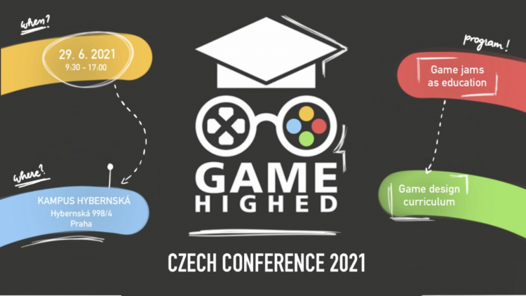 GAMEHIGHED Czech Conference 2021