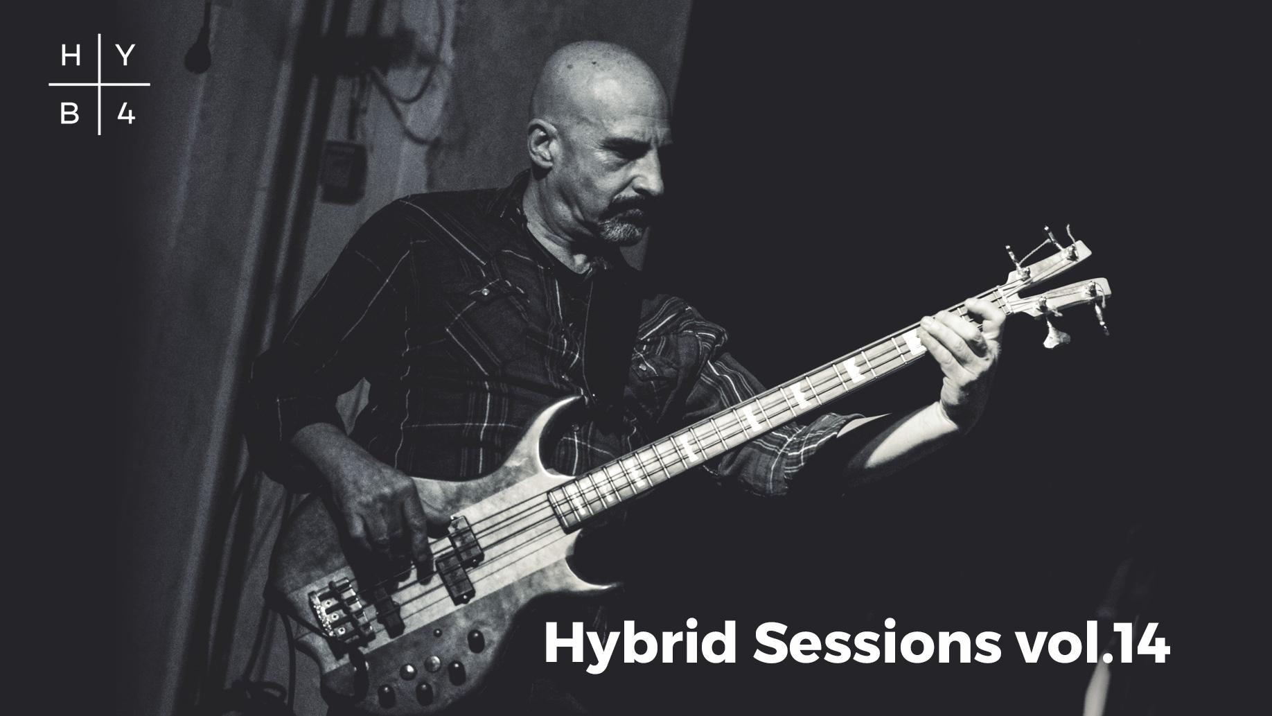HYB4 HUDBA: Hybrid sessions vol.14