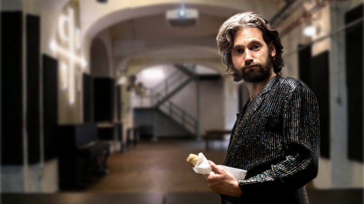 HYB4 FILM: Rande s filmovým dramaturgem Jiřím Flíglem