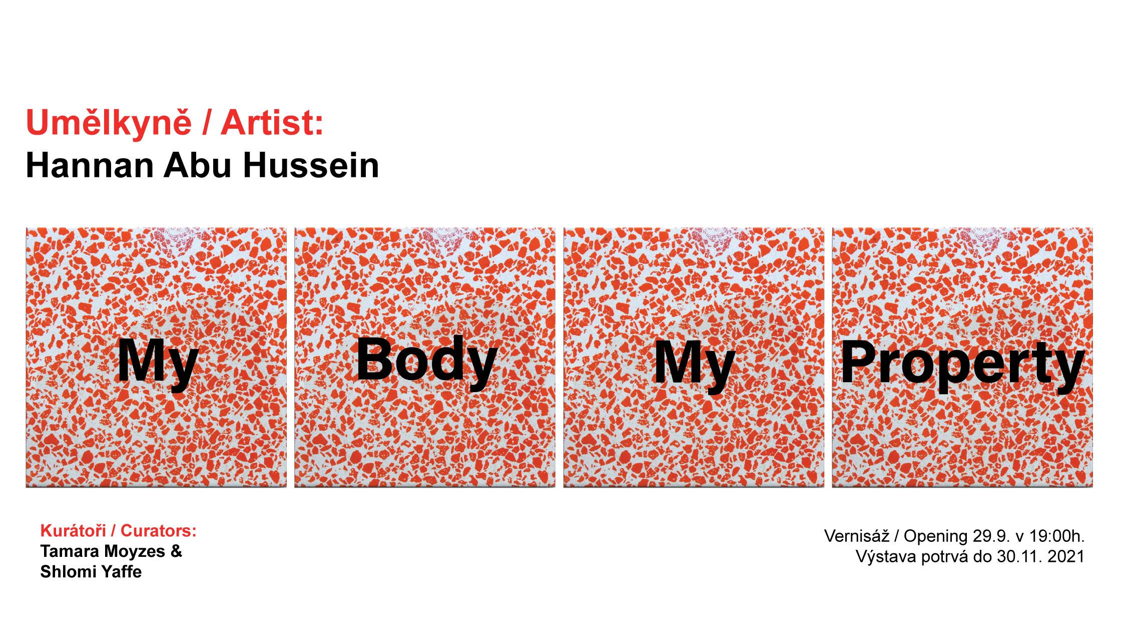 ARTIVIST LAB: Moje tělo, můj majetek