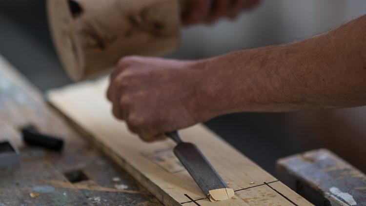 Hrátky se dřevem