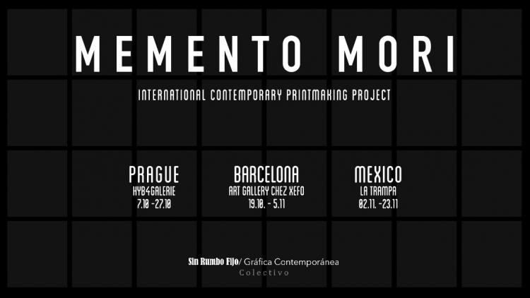 HYB4 GALERIE: Memento Mori