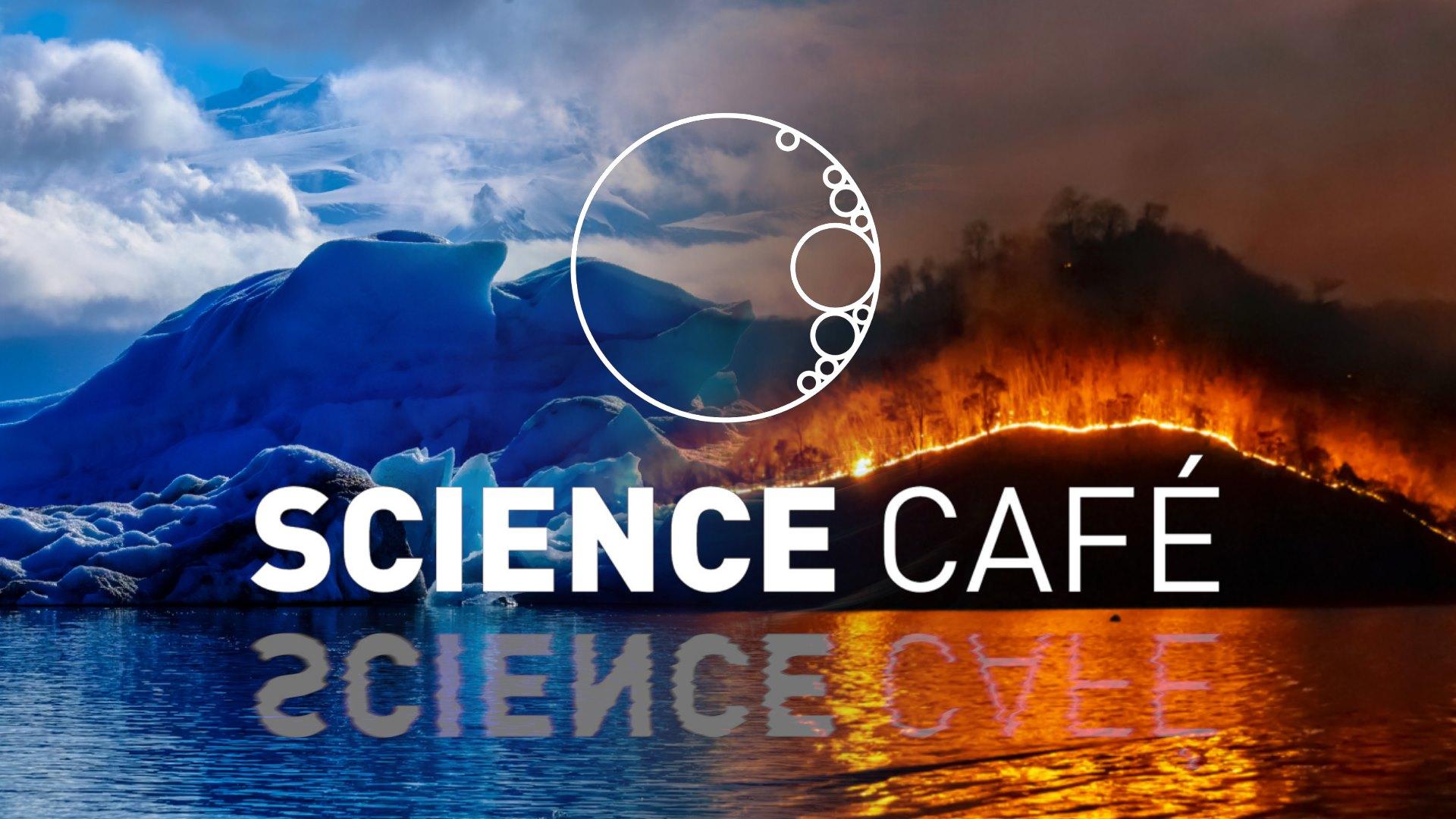 Science Café Praha – Věda ohně a ledu